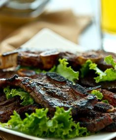 BBQ: Beef Short Ribs