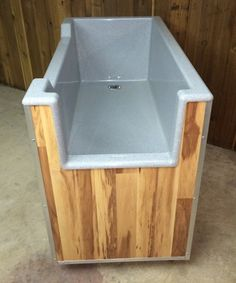 Dog wash station base menards mop service basin 24x36x10 for 3 dog wash tubs for a self service dog wash solutioingenieria Images