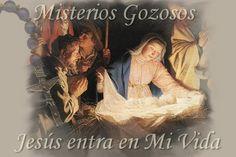 SANTO ROSARIO Misterios Gozosos http://santorosariopc.blogspot.com/2009/10/misterios-gozosos-lunes-y-sabados.html