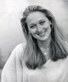Meryl Streep. 1978.
