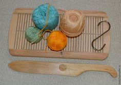 Ткачество на бердышке: создаем пояс с помощью заправки «1 к 1» - Ярмарка Мастеров - ручная работа, handmade