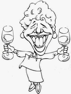 Alcohol Coloring Pages Coloring Pages