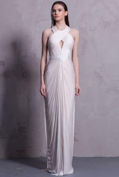 Rochie de mireasa / Wedding dress by Maria Lucia Hohan - EIRENE