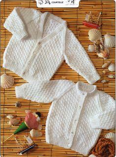 Knitting Patterns Girl baby cardigans knitting pattern childs cardigans v neck round neck newborn DK inch baby knitti… Baby Cardigan Knitting Pattern Free, Crochet Baby Cardigan, Cardigan Pattern, Baby Knitting Patterns Free Newborn, Toddler Cardigan, Cardigan Bebe, Baby Jumper, Double Knitting, Hand Knitting