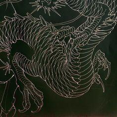 Imagem de theme, dark, and dragon Genji Shimada, Hanzo Shimada, Howleen Wolf, Kubo And The Two Strings, Catty Noir, Mileena, Susanoo, Natsume Yuujinchou, Zuko