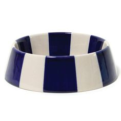Fun dog bowl by Jonathan Adler  Project Décor