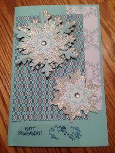 Bonnie's Bday Card