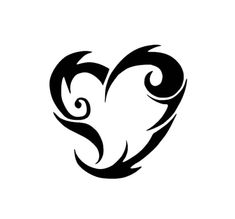 Heart vinyl decal for cars walls yeti tumblers cups laptops windows Bumper Phone Laptop, Vinyl decals tumblers cars walls home office Flame Tattoos, Body Art Tattoos, Tattoo Drawings, Sleeve Tattoos, Guy Tattoos, Turtle Tattoos, Maori Tattoos, Tatoos, Tribal Heart Tattoos