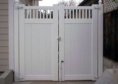 Privacy and Picket Gates