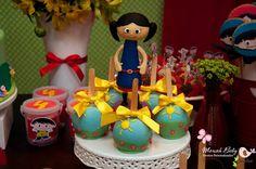 Apaixonada por cada detalhe...Show da Luna | Festa infantil by Mariah festas #showdaluna #festainfantil