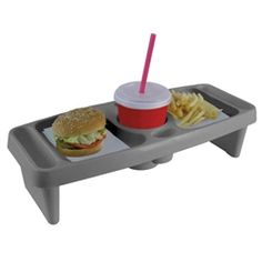 Eating Lap Tray for dorm rooms. Provides needed eating surface. Eat right on your bed