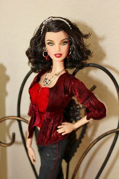 Siren Calls Barbie Doll, Flickr