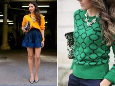 Love a statement sweater - see @Pocketful of Dreams picks today! Style Saver: Statement Sweaters