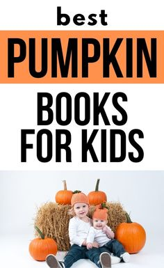 Fall is just around the corner with Halloween arriving shortly after. Now is the perfect time to get out your favorite pumpkin books for kids for a good bedtime story. Bring the fun of autumn into your home with any of these stories. Snuggle up and fun reading any of these fall books.