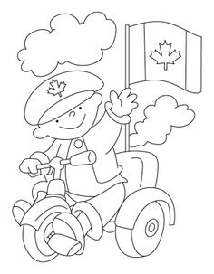 No hurdles, free to move as I wish coloring pages Colouring Pages, Coloring Sheets, Coloring Pages For Kids, Summer Crafts For Kids, Summer Kids, Kids Crafts, Happy Birthday Canada, Printable Activities For Kids, Connect The Dots