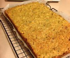 Recipe Tuna Slice by Calamity Kate - Recipe of category Baking - savoury