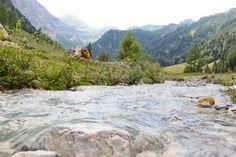 Wandern entlang des Marbachs - herrlich erfrischend #visitflachau #wandern #flachauwinkl #marbachalm #salzburgerland #feelaustria