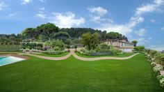 Private garden in Livorno. A privileged terrace overlooking the sea. Style and elegance in the Mediterranean landscape.