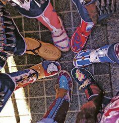 Laguna Pueblo woman�s �Rock Your Mocs� campaign celebrates Native culture