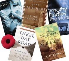 This Remembrance Day pick up a book by Canadians about Canadians during the Great War.