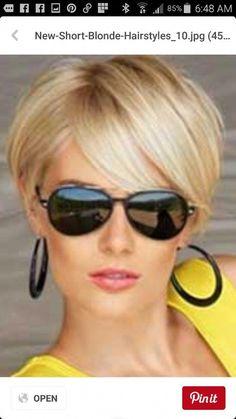 The Chic Technique: Cute women short haircut. The Chic Technique: Cute women short haircut. The Chic Technique: Cute women short haircut. Mom Hairstyles, Cute Hairstyles For Short Hair, Short Hair Cuts For Women, Short Hair Styles, Short Haircut, Chic Haircut, Cute Haircuts, Pixie Haircuts, Cute Cuts
