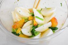 かぶとオレンジのフレンチサラダ by ☆ayaka☆   レシピサイト「Nadia   ナディア」プロの料理を無料で検索