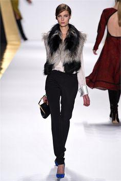 Sfilata J. Mendel New York - Collezioni Autunno Inverno 2013-14 - Vogue