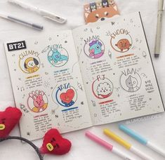 (no title) Bullet Journal Monthly Cover Ideas for March 2019 - Crazy LauraAre you looking for a cute cover to start March on the right? These adorable examples will help you with that! Bullet Journal Notes, Bullet Journal Aesthetic, Bullet Journal Notebook, Bullet Journal School, Bullet Journal Ideas Pages, Bullet Journal Spread, Bullet Journal Inspiration, Bellet Journal, Bts Book