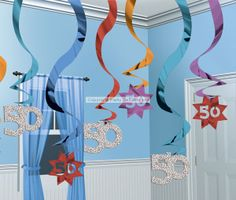 50th Hanging Swirls5.2515pk