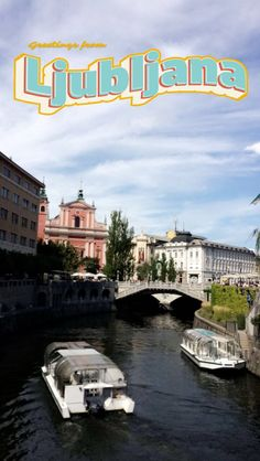 Ljubljana ✨✨✨✨✨✨✨✨✨✨ Traveling, Travel, Trips