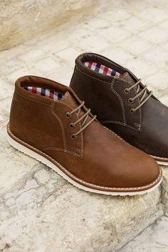 Men's Shoes | Buy Men's Footwear Online - Next Chukka Boot - EziBuy New Zealand