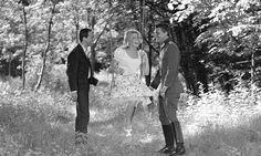 Catherine Deneuve in La vie de château (1966)