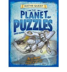 Discover an exhilarating world of learning by solving a series of mathematical problems. Finding the answers will enable readers to advance through an exciting adventure story.