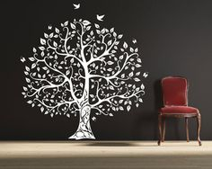 35 Stunning and Beautiful Tree Paintings for your inspiration   Read full article: http://webneel.com/tree-paintings   more http://webneel.com/paintings   Follow us www.pinterest.com/webneel