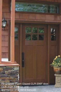 Codel Fiberglass Entry Systems | Windsor Plywood & direct set sidelite - Google Search | front entry | Pinterest ...