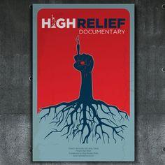 Create a cannabis documentary poster by Steel Strugglin