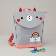 Teacher's Pet Backpack (Bunny)  | The Land of Nod