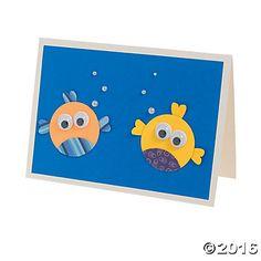 Underwater Card Idea