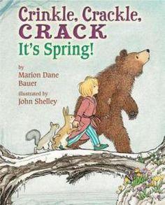 Crinkle, Crackle, Crack It's Spring! - on Juliana Lee, Crafting Stories