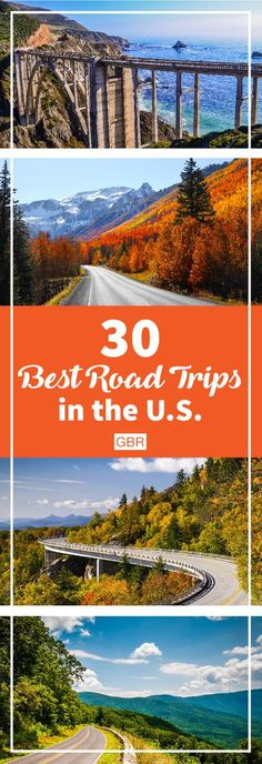 Summer Road Trip Ideas for a Small Budget Consider making your next vacation one of these awesome road trips within the U.Consider making your next vacation one of these awesome road trips within the U. Us Road Trip, Family Road Trips, Road Trip Hacks, Family Travel, Summer Road Trips, Best Road Trips, Road Trip Canada, Best American Road Trips, Road Trip Quotes