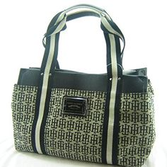 Tommy Hilfiger Medium Iconic Satchel Handbag Black Multi * Read more reviews of the product by visiting the link on the image.
