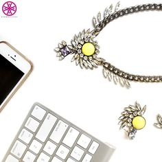 Feeling a lil' edgy this morning ;) #workflow #mac #apple #iphone #accessories #glam #fashion #trendy #jewels #jewelrygram #fall #treatyoself #AyanaDesigns