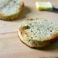 3 Minute Paleo English Muffin