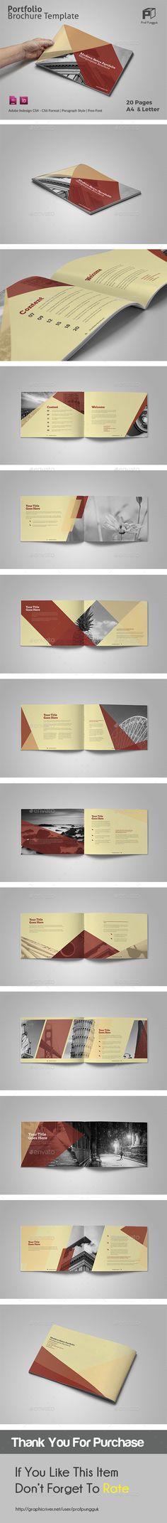 Mountcool - Creative One Page Multipurpose Template - retro brochure template
