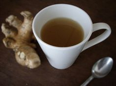 Detox Tea/ Ginger tea