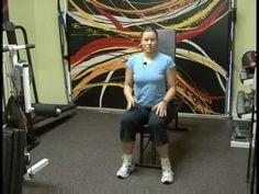 Senior Citizen Exercises : Senior Exercises: Lower Back Strengthening