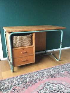 Mid Century Desk | Trade Me Mid Century Desk, Desks, Home And Living, Lounge, Home Decor, Mesas, Airport Lounge, Drawing Rooms, Decoration Home