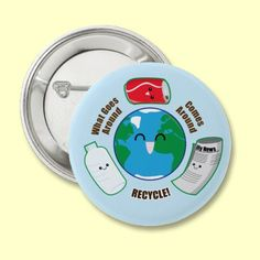 Recycling cans is a good idea, but so is recycling food scraps and yard waste. @Kimchi Kawaii