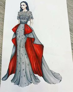 Dress Designs Sketches Fashion Designers You are in the right place about fashion sketches illus Dress Design Drawing, Dress Design Sketches, Fashion Design Sketchbook, Dress Drawing, Fashion Design Drawings, Costume Design Sketch, Wedding Dress Sketches, Dress Designs, Fashion Figure Drawing