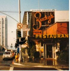 Zucky's Restaurant in Santa Monica